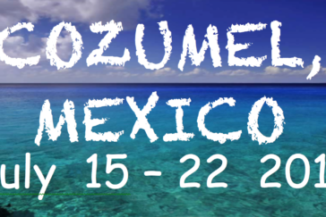 Cozumel Trip July 15, 2017